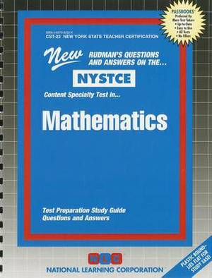 NYSTCE: Content Specialty Test In... Mathematics