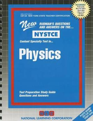 Physics: Test Preparation Study Guide Questions & Answers