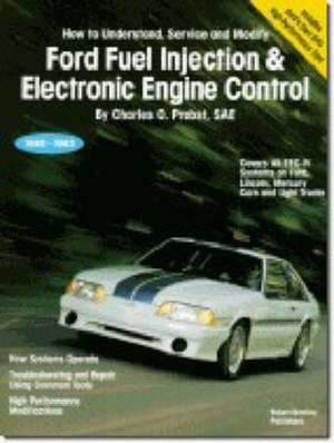 Ford Fuel Injection and Electronic Engine Control, 1988-93