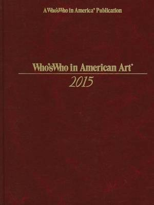 Who's Who in American Art 2015