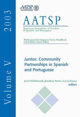 Juntos: Community Partnerships in Spanish and Portuguese: Handbook