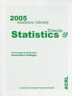 Academic Library Trends & Statistics for Carnegie Classification  : Associate's Colleges