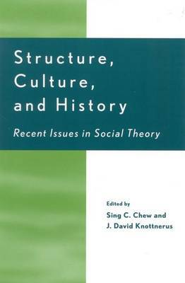Structure, Culture and History: Recent Issues in Social Theory