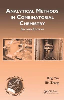 Analytical Methods in Combinatorial Chemistry