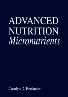 Advanced Nutrition: Micronutrients