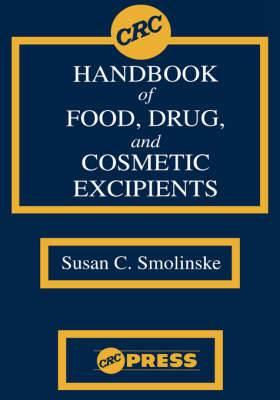 CRC Handbook of Food, Drug and Cosmetic Excipients