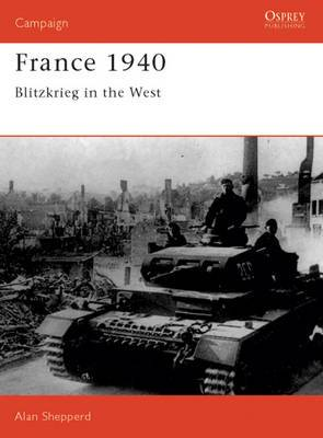 France, 1940: Blitzkrieg in the West