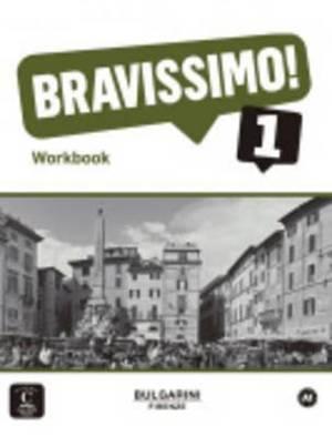 Bravissimo!: Workbook 1 - Bilingual Edition
