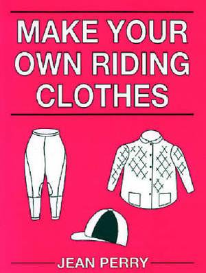 Make Your Own Riding Equipment