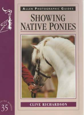 Showing Native Ponies