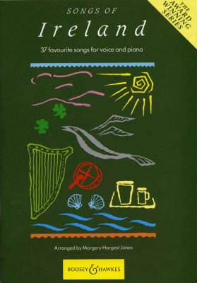 Songs of Ireland: 37 Favourite Songs for Voice and Piano