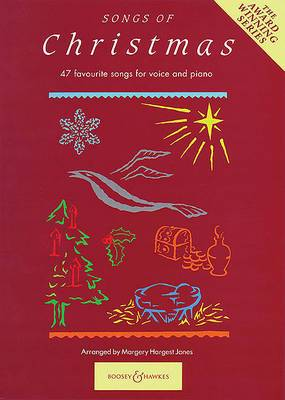 Songs of Christmas: 47 Favourite Songs for Voice and Piano