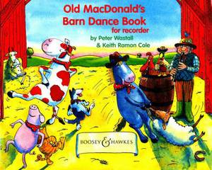 Old Macdonald's Barn Dance Book for Recorder