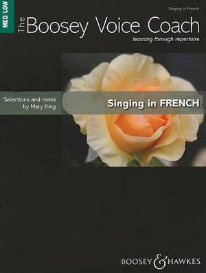 Singing in French: Medium/Low Voice