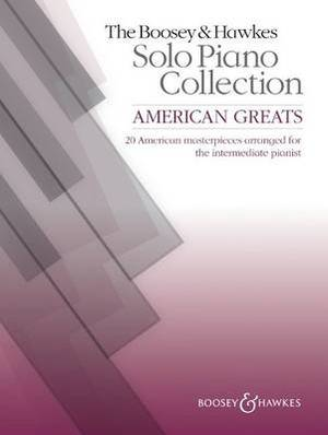 American Greats: 33 American Masterpieces Arranged for the Intermediate Pianist