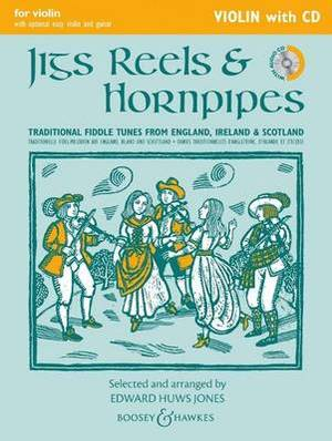 Jigs, Reels & Hornpipes: Violin Edition
