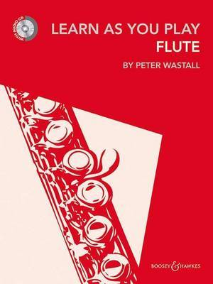 Learn As You Play Flute
