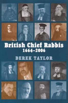 British Chief Rabbis: 1664-2006