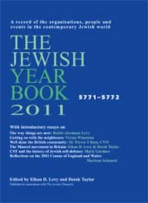 Jewish Year Book: 2011
