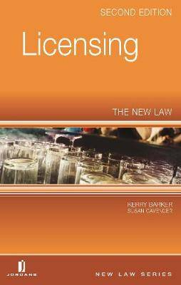 Licensing: The New Law