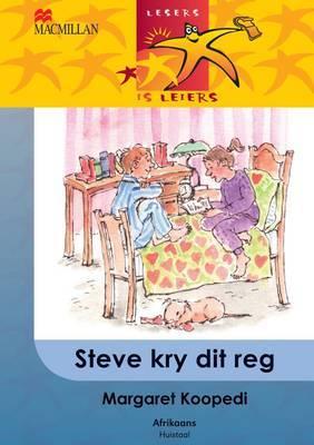 Steve Kry Dit Reg: Gr 6: Leesboek