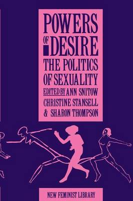Powers of Desire: Politics of Sexuality