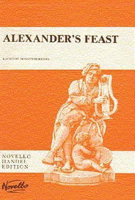 G.F. Handel: Alexander's Feast (Vocal Score)