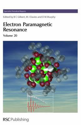 Electron Paramagnetic Resonance: Volume 20