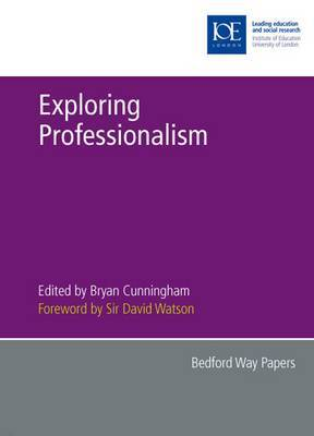 Exploring Professionalism