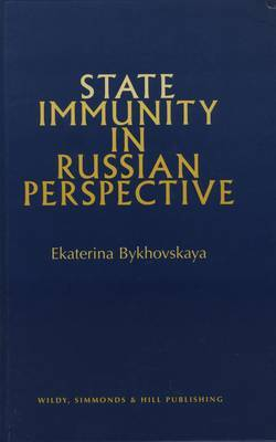 State Immunity in Russian Perspective