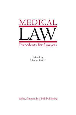Medical Law Precedents for Lawyers