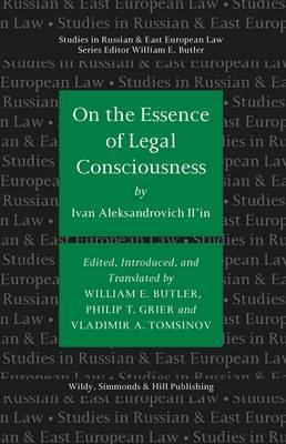 On the Essence of Legal Consciousness