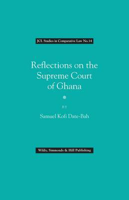 Reflections on the Supreme Court of Ghana