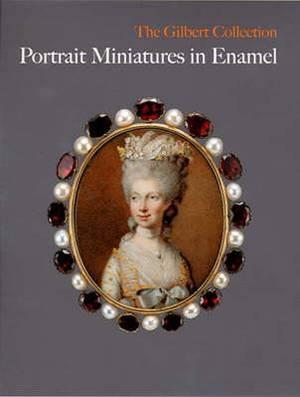 Portrait Miniatures in Enamel