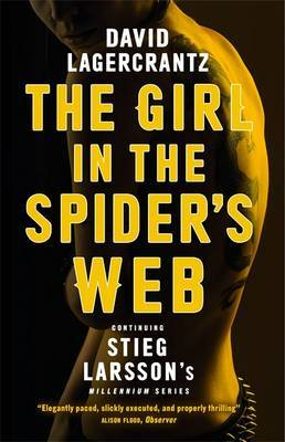 The Girl in the Spider's Web: Continuing Stieg Larsson's Dragon Tattoo Series