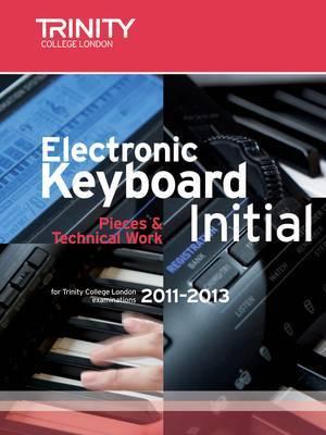 Electronic Keyboard Initial: 2011-2013