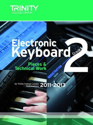 Electronic Keyboard Grade 2: 2011-2013