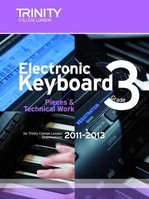 Electronic Keyboard Grade 3: 2011-2013