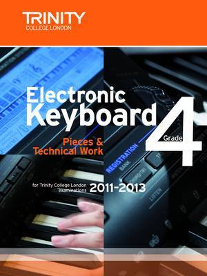Electronic Keyboard Grade 4: 2011-2013