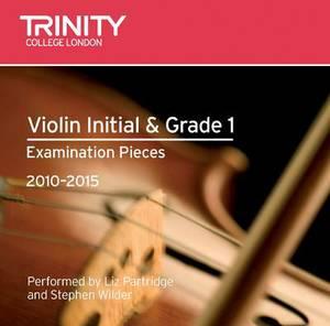 Violin Initial & Grade 1: 2010-2015