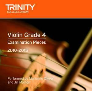 Violin Grade 4: 2010-2015