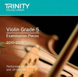 Violin Grade 5: 2010-2015