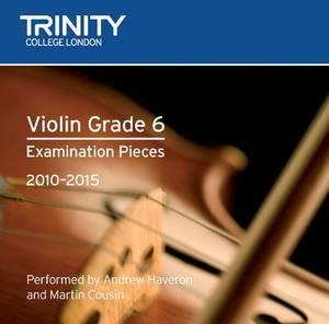 Violin Grade 6: 2010-2015