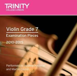 Violin Grade 7: 2010-2015