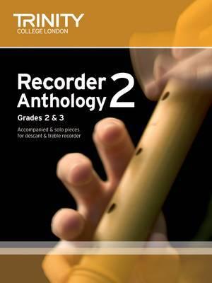 Recorder Anthology (Grades 2-3): Book 1: Score & Part