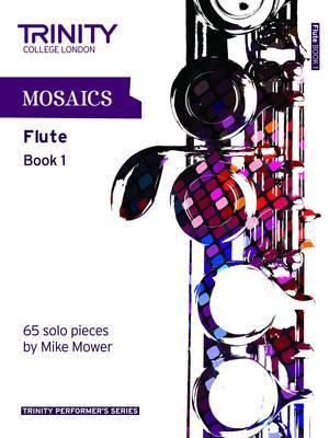 Mosaics for Flute (Initial-Grade 5): Book 1