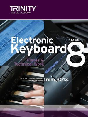Electronic Keyboard Grade 8: 2013