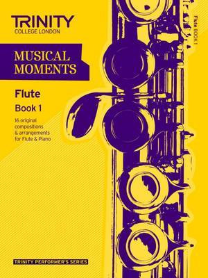 Musical Moments Flute: Book 1