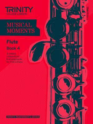 Musical Moments Flute: Book 4