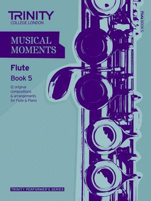 Musical Moments Flute: Book 5